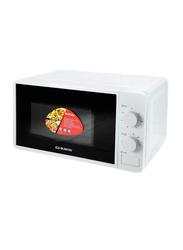 Elekta 20L Manual Microwave, 1100-1150W, EMO-221, White