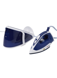 Elekta Steam Station Iron, 2200W, ESI-2882-SN, White/Navy Blue