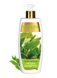 Vaadi Herbals Superbly Smoothing Heena Shampoo, with Conditioners, 350ml