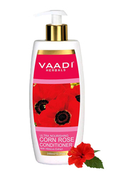 Vaadi Herbals Corn Rose Ultra Nourishing Conditioner, with Hibiscus Extract, 350ml