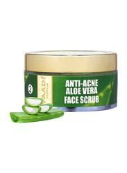 Vaadi Herbals Anti Acne Organic Aloe Vera Scrub, 50gm