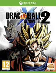 Dragonball Xenoverse 2 Video Game for Xbox One by Bandai Namco Entertainment