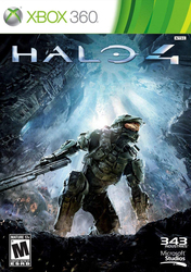 Halo 4 (2012) Region 1 Video Game for Xbox 360 by Microsoft