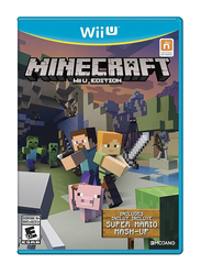 Minecraft Video Game for Nintendo Wii U by Mojang