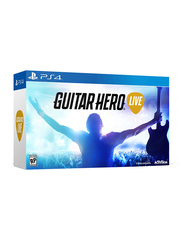 Guitar Hero Live Video Game for PlayStation 4 (PS4) by Activision