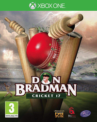 Don Bradman Cricket 17 By Xbox One Video Game for Bigben