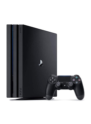 Sony PlayStation 4 Pro Console, 1TB, with 1 DualShock 4 Controller, Black