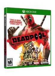 Deadpool Video Game for Xbox One by Activision