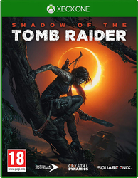 Shadow Of The Tomb Raider Video Game for Xbox One by Square Enix