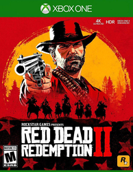 Red Dead Redemption 2 Video Game for Xbox One by Rockstar Games