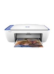 HP DeskJet 2630 All-in-One Wireless Printer, White