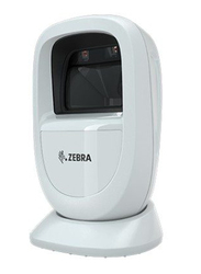 Zebra Symbol DS-9308 2D Presentation Barcode Scanner, Alpine White