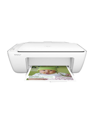 HP DeskJet 2130 All-in-One Printer, White