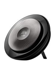 Jabra Speak 710 Portable Bluetooth Speaker, Black/Silver