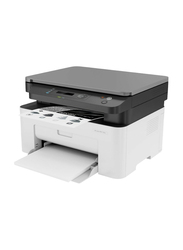 HP LaserJet MFP M135W Mono Black and White Laser Multifunction Printer, White