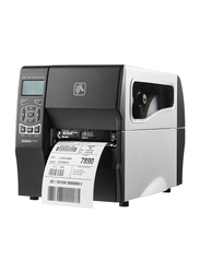 ZEBRA ZT230 Barcode Printer, Black/Grey