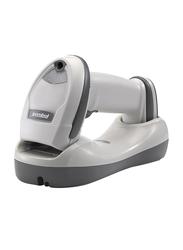 Zebra Symbol LI-4278 Handheld Bluetooth Barcode Scanner, White