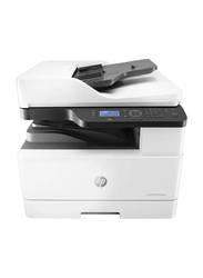 HP Laserjet M436nda All-in-One Laser Printer, White