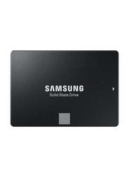 Samsung Evo 860 500GB SSD 2.5 Inch V Nand Hard Drive, Mz-76e500bw, Black