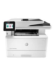 HP LaserJet Pro MFP M428FDW Mono Black and White Laser Multifunction Printer, White