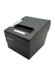 Easy Pos EPR 303 USB + Serial + Ethernet Thermal Receipt Printer, Black