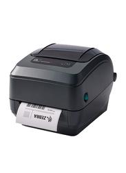 ZEBRA GK 420T Barcode Printer, Black