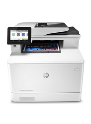 HP LaserJet Pro MFP M479FDW All-in-One-Printer, White