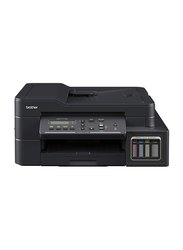 Brother Dcp-t710w Wireless Color Inkjet Printer with Refill Tank System, Black