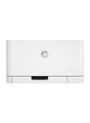 Hp Color Laser Jet 150a All-in-One Printer, White