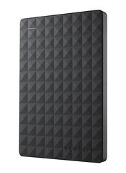 "Seagate 2TB HDD Expansion 2.5"" External Portable Hard Drive, USB 3.0, STEA2000422, Black"
