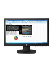 HP 21.5 Inch Full HD LED Backlight Monitor, with VGA Port, N223, Black