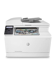 HP Color LaserJet Pro MFP M183FW All-in-One-Printer, White