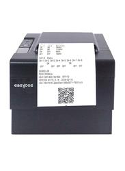 Easy Pos EPR 102 USB + Serial + Wi-Fi Thermal Receipt Printer, Black