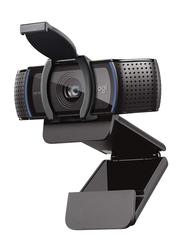 Logitech C920s Pro 1080 FHD Webcam, Black