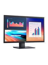 Dell 24 Inch LED Full HD Monitor, E2420H, Black