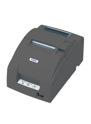 Epson TM U220 B USB Dot Matrix Receipt Printer, Black