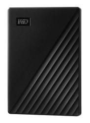 Western Digital 4TB HDD My Passport External Portable Hard Drive, USB 3.0, WDBPKJ0040BBK-WESN, Black