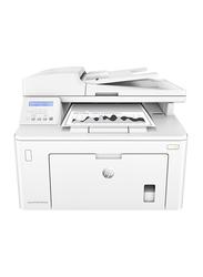 HP LaserJet Pro MFP M227sdn Laser Printer, White