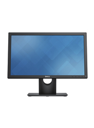 Dell 19 Inch HD LED Backlight Monitor, with DP Port and VGA Port, E1916HE, Black