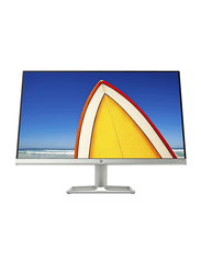 HP 24 Inch Full HD IPS LED Backlight Monitor, with HDMI Port, 24F, Black