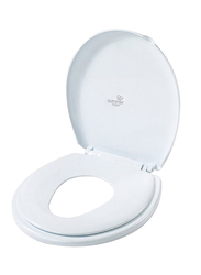 Summer Infant 2-in-1 Round Baby Potty Topper, White