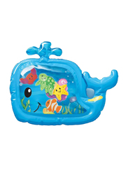 Infantino Sensory Pat & Play Water Mat, Whale