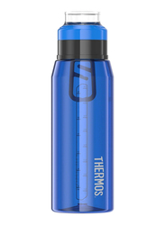 Thermos Tritan Hydration Bottle with 360 Degree Drink Lid, 940ml, Royal Blue
