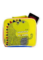 Thermos Novelty Lunch Bag, Fun Faces Soft, Yellow/Blue