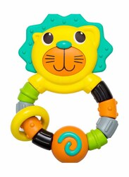 Infantino Bendy Baby Teether, Lion, Multicolor