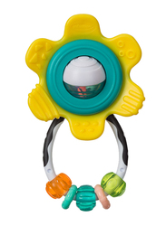 Infantino Spinning Rattle Baby Teether, Multicolor