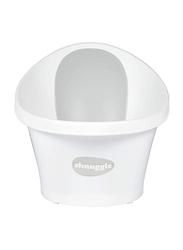 Shnuggle Baby Bath, White/Grey