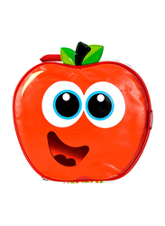 Thermos Novelty Lunch Bag, Fruity Apple, Red