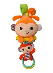 Infantino Hug & Tug Musical Monkeys