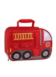 Thermos Novelty Lunch Bag, Fire Truck, Red